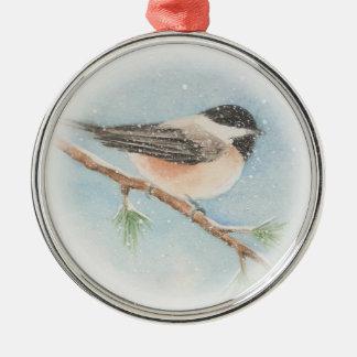 Chickadee Keepsake Ornament
