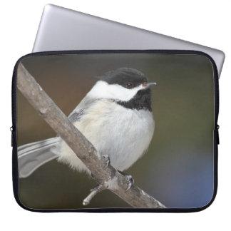 Chickadee Laptop case Laptop Sleeve