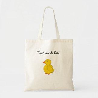 Chickadee lindo bolsas de mano