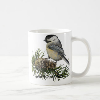 Chickadee Mug Customizable