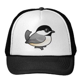 Chickadee Negro-capsulado Gorras