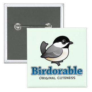 Chickadee original del Cuteness Pins