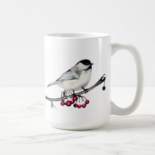 Chickadee Taza De Café