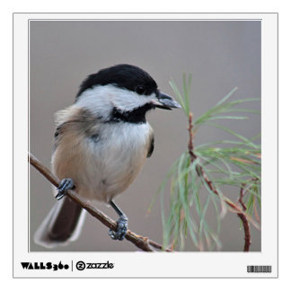 Chickadee Wall Sticker