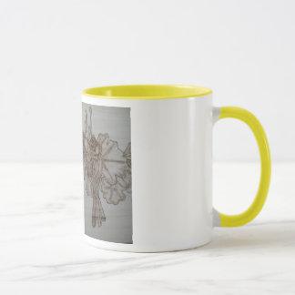 Chickadees Afternoon Brunch 11oz Ringer Mug