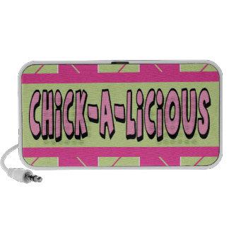 ¡Chickalicious! PC Altavoces