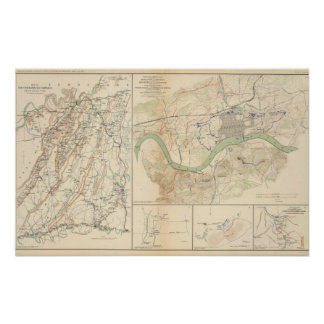 Chickamauga campaign, Knoxville Poster