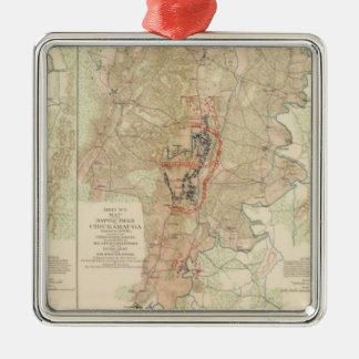 Chickamauga, Turkeytown Valley Metal Ornament