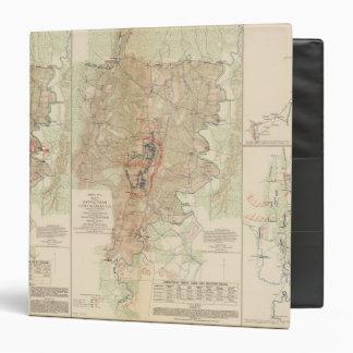 Chickamauga, Turkeytown Valley Vinyl Binder