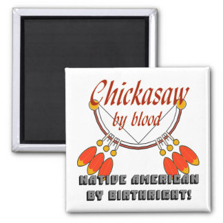 Chickasaw Fridge Magnets