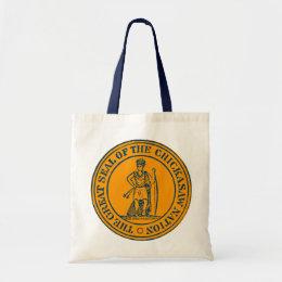 Chickasaw Nation Tote Bag