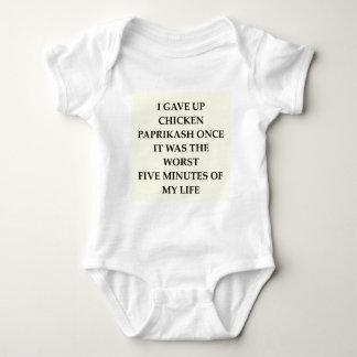 CHICKEN1.jpg Baby Bodysuit