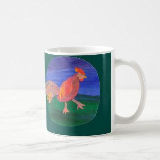 Chicken 11oz Mug Rooster Farm