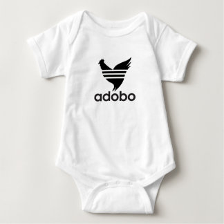 Chicken Adobo Baby Bodysuit