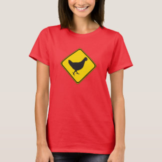 Chicken Ahead! T-Shirt