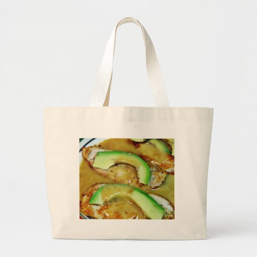 Chicken And Avocados With Sherry Cream Sauce Bag