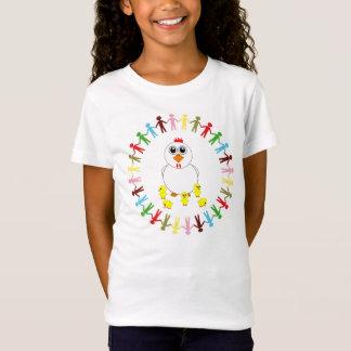CHICKEN AND BABY CHICKS T-Shirt