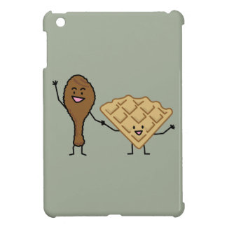 Chicken and Waffles American & Southern Cooking iPad Mini Cover