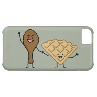 Chicken and Waffles American & Southern Cooking iPhone 5C Cover