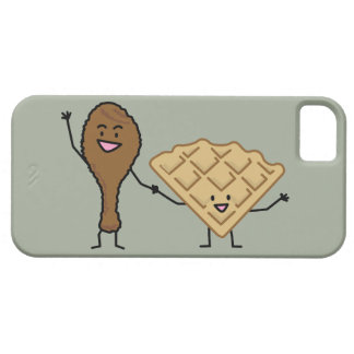 Chicken and Waffles American & Southern Cooking iPhone SE/5/5s Case