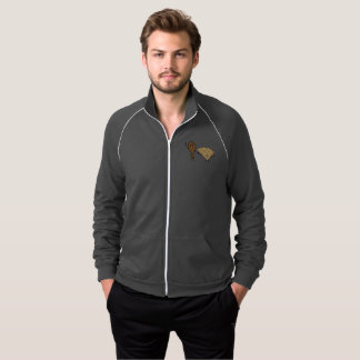 Chicken and Waffles American & Southern Cooking Jacket