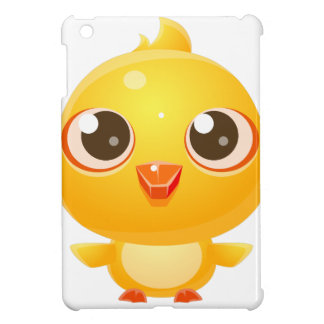 Chicken Baby Animal In Girly Sweet Style iPad Mini Covers