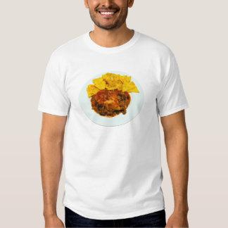 Chicken & Beef Chilli Cheese Nachos Shirt
