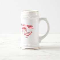 Chicken Beer Stein