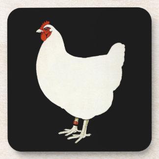 Chicken Beverage Coaster