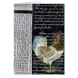 Chicken Block 2 card