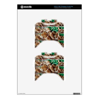 Chicken Chefs American healthy eating food cuisine Xbox 360 Controller Skins