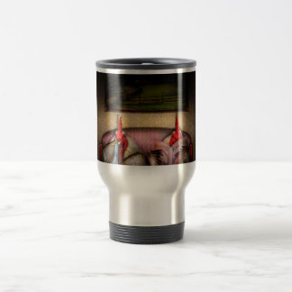 Chicken - Chick flick Travel Mug