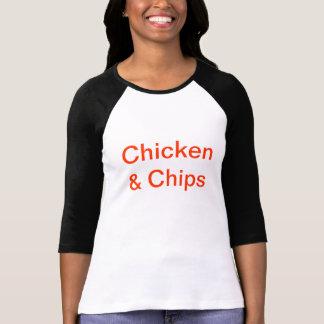 Chicken &Chips T-Shirt