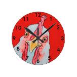 Chicken clock