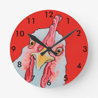 Chicken clock