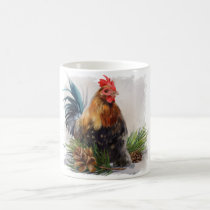 """Chicken"" Coffee Mug"