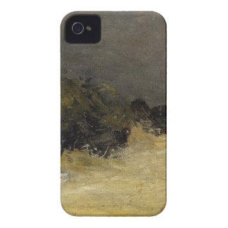 Chicken Coop by Paul Gauguin iPhone 4 Case