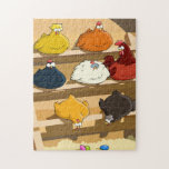 Chicken Coop Easter Eggs Puzzle