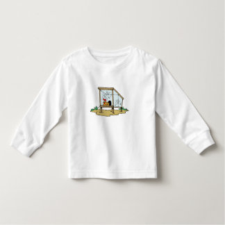 Chicken Coop Toddler T-shirt