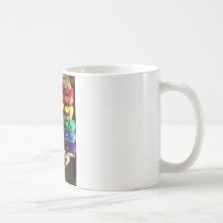 Chicken crayons mugs
