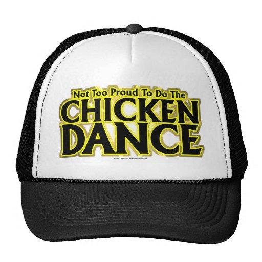 Chicken Dance Hats