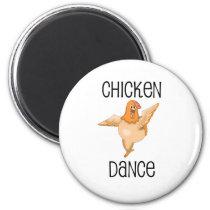 Chicken Dance Magnet