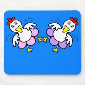 Chicken Dance Mousepad