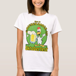 Chicken Dance Oktoberfest T-Shirt