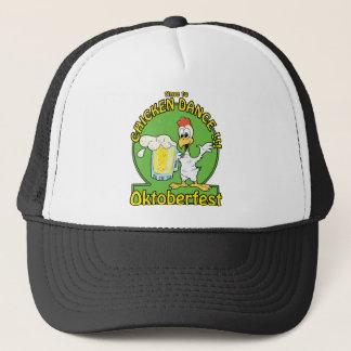 Chicken Dance Oktoberfest Trucker Hat