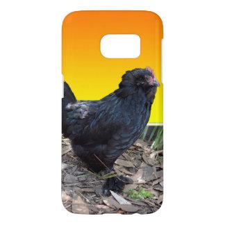 Chicken Dimensions Samsung Galaxy 7 Case