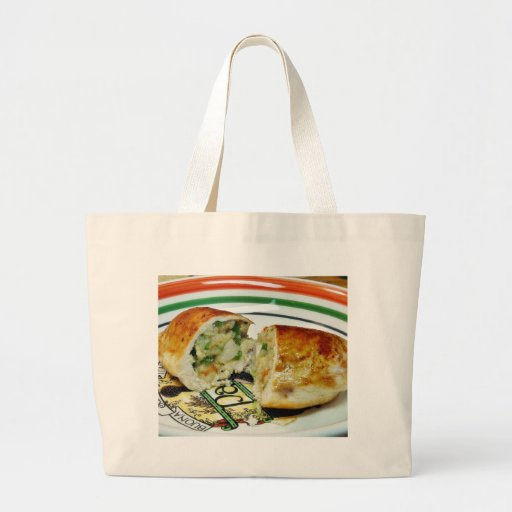 Chicken Dinner Stuffed Stuffing Tote Bags