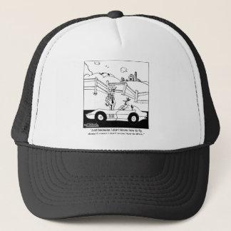 Chicken Driver Trucker Hat