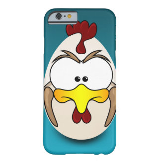 Chicken Egg Barely There iPhone 6 Case