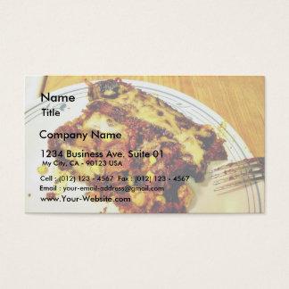 Chicken Enchiladas Business Card